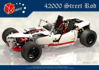 42000 Street Rod Building Instructions